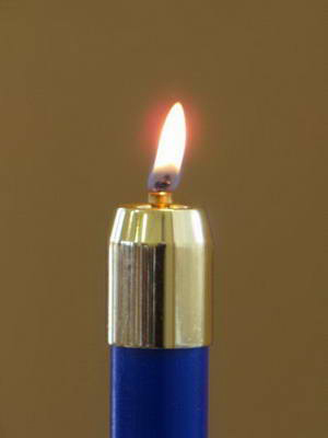 Photo of Blue Candle