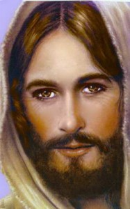 Illustration of Jesus